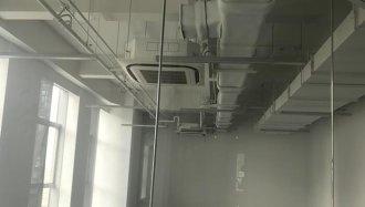 徐汇区办公室装修在建工地