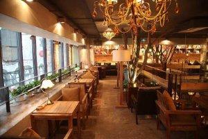 咖啡店空间装修设计