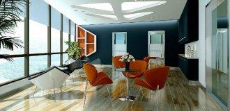 办公空间装修是有很多种风格