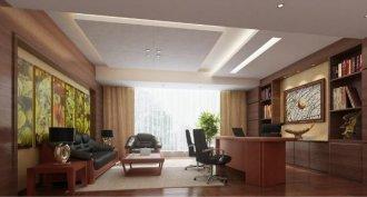 上海办公室空间装修布置都有哪些特点?
