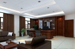 上海装饰公司—办公室设计格局特点
