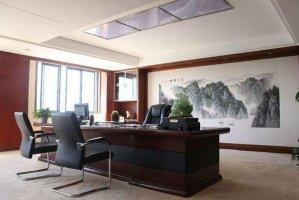 上海办公室装饰最注重细节
