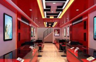 上海店铺装修专卖店设计