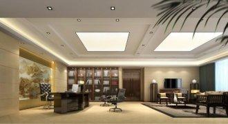 上海办公室空间装修施工安全简要