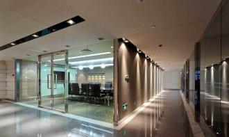 上海办公室设计分享创意办公墙壁美化要点