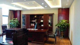 上海办公室设计中着色的小秘诀