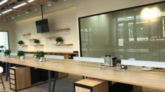 上海写字楼装修公司浅谈办公室装修个性化设计