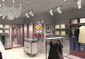2018服装店铺装修设计的10个设计要点