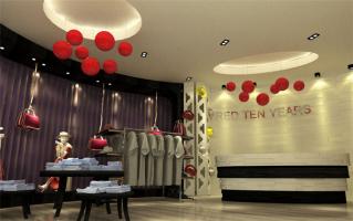 上海店面设计主要八大装修风格
