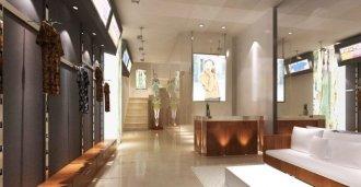 上海服装店装修大多数的店面装修都是什么样的装修风格呢?