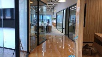 上海办公室室内装修设计五个要点