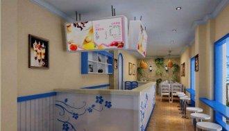 上海奶茶店装修风格有哪些及注意事项
