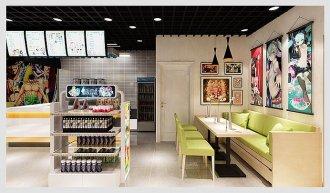 上海奶茶店装修成什么样更吸引客人?