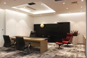 上海办公室装修座位风水不知所措