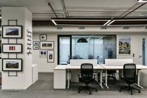 上海虹口办公室空间设计案例
